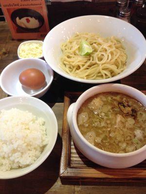 チェンマイプロムナードのつけ麺55−1