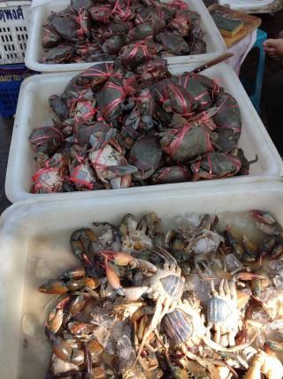 チェンマイムアンマイ市場