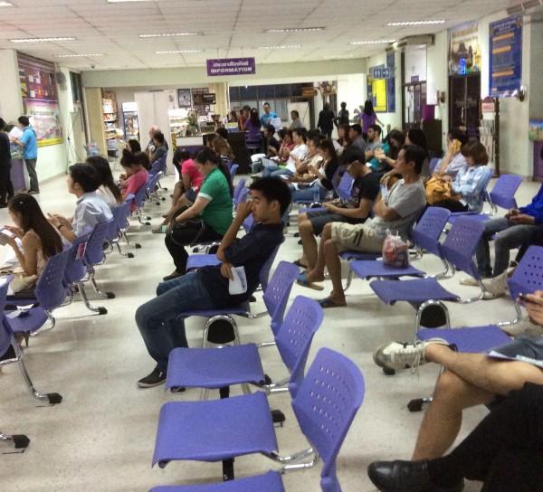 タイの運転免許証を紛失して再発行してもらう手順