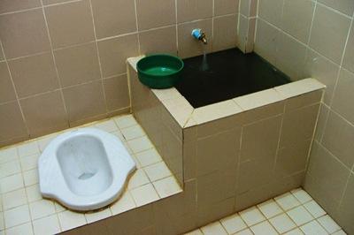 Thaithai toilet