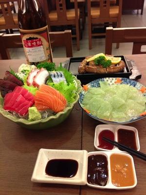 チェンマイ|寅次郎-和食