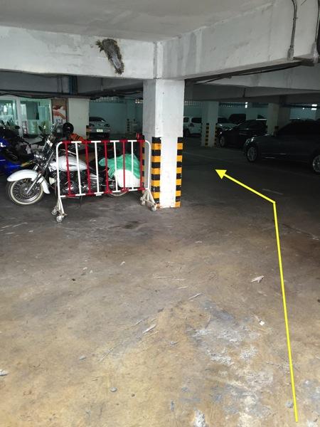 LKメトロホテル-駐車場