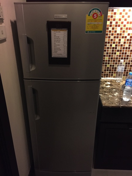 LKルネサンスホテル冷蔵庫