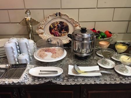 LKルネサンスホテル-朝食