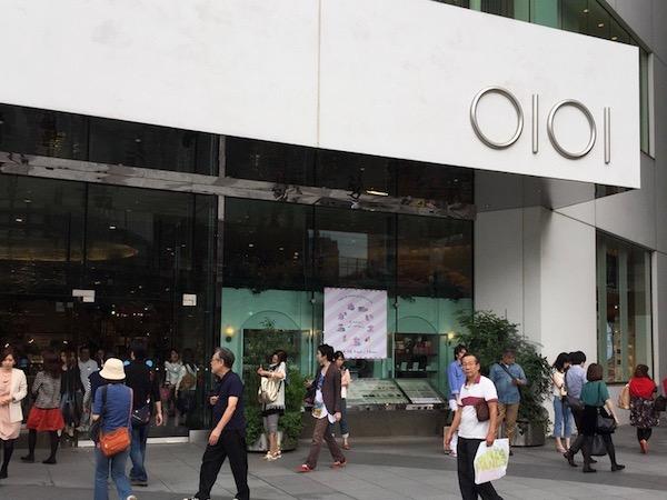 ショッピングが目的の外国人旅行者が喜ぶエリア有楽町
