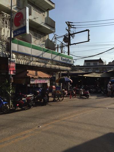 パタヤ観光の合間にちょと一息!地元民で賑わうパタヤのローカル市場