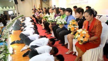 1月16日タイの先生の日!タイ人教師の威厳が保たれている理由