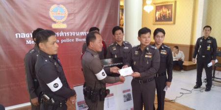 タイ警察に賄賂を要求されたらあなたならどうしますか?