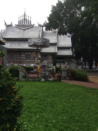 チェンマイ銀寺