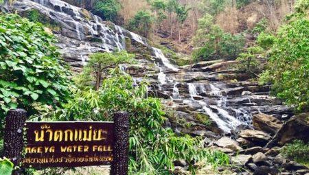 【チェンマイの滝6選】マイナスイオンたっぷり滝トレッキング