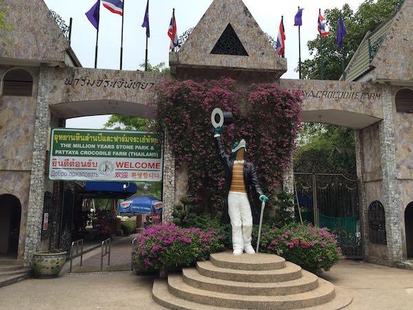 パタヤ中心地から手軽に行くことができるコストパフォーマンスが良い観光スポット