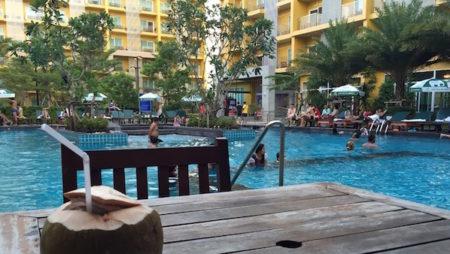 パタヤのグランドベラホテル