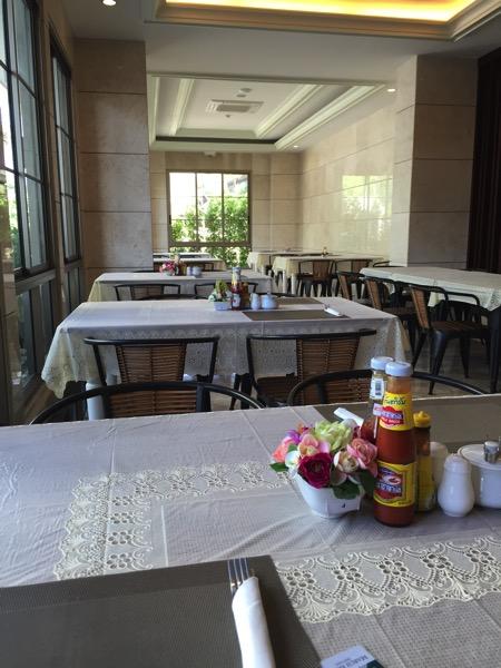 マーチホテルの朝食−2