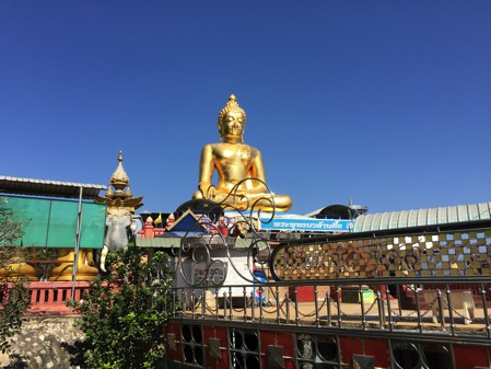 ゴールデントライアングルの仏像 3