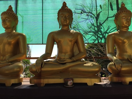ゴールデントライアングルの仏像 1