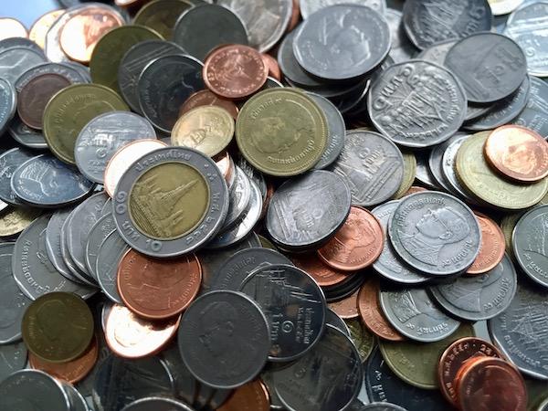 タイのお金を両替する前にタイバーツの種類とデザインを知っておこう