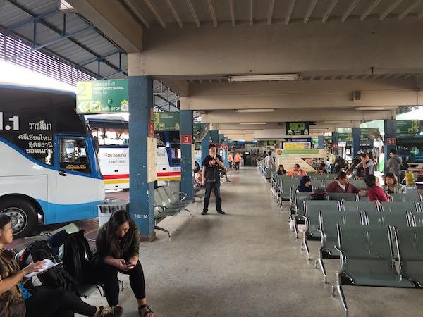 ウドンタニーバスターミナル