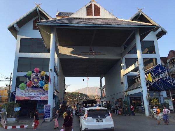 チェンマイからミャンマーへ陸路国境越え【メーサイ→タチレク編】