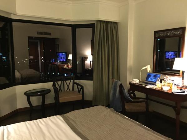 ピサヌロークグランドリバーサイドホテルの部屋