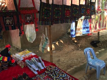 タチレクの首長族の村 2