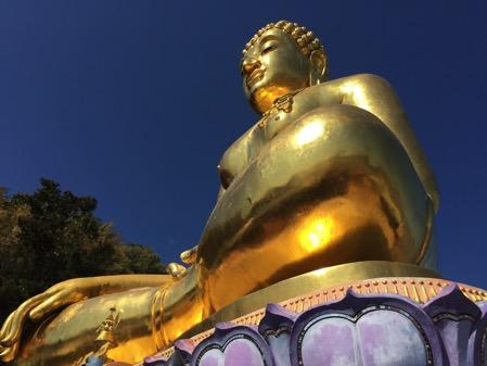 ゴールデントライアングルの仏像 4
