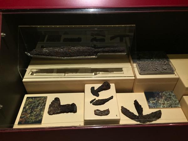 バーンチエン遺跡博物館の青銅器 3