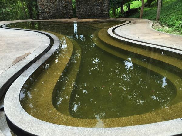 ポーンドゥアット森林公園のプール-2