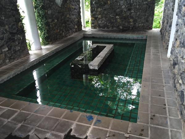 ポーンドゥアット森林公園の温泉 2