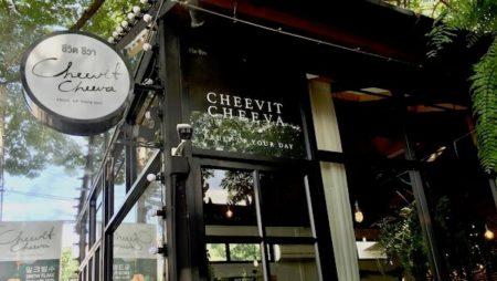 チェンマイの絶品かき氷 チーウィット・チーワー(Cheevit Cheeva)