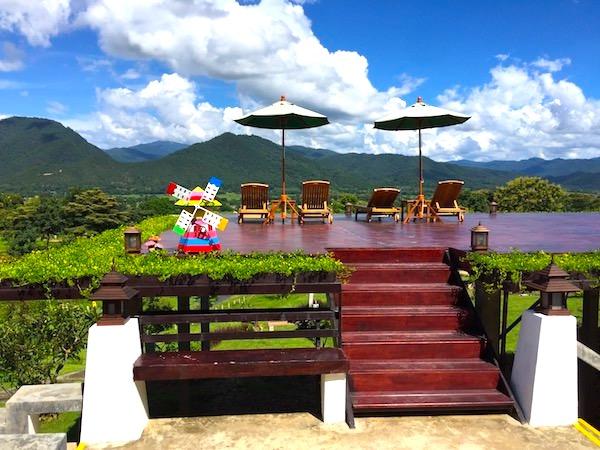 チェンマイからパーイへ3通りの行き方と9つの人気観光スポット