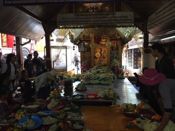ドイカム寺院のポータンシャイ