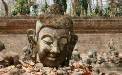 【ワットウモーン】チェンマイの洞窟の寺へのアクセスと見どころ