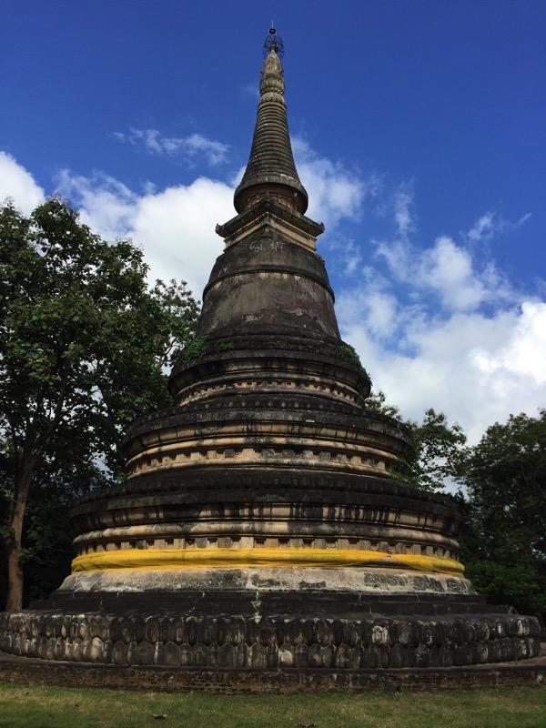 ワットウモーンの仏塔