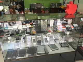 チェンマイのiPhone修理専門店で画面割れ、水没修理、バッテリー交換した結果
