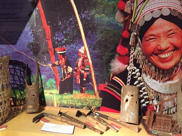 チェンマイの山岳民族博物館へのアクセスと山岳民族の基本情報