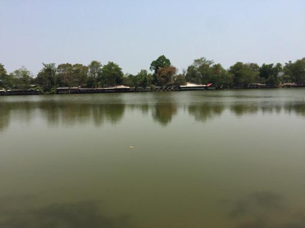 チェンマイのノーンホー貯水池