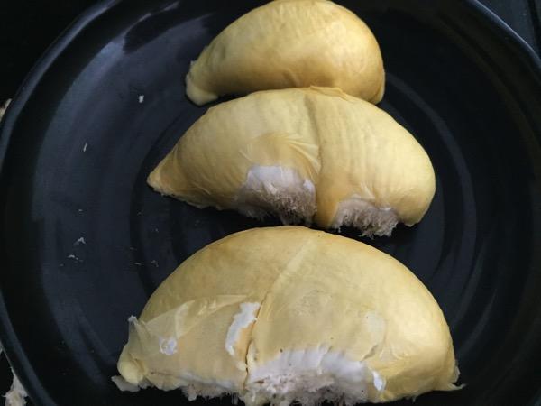 タイのドリアンガーンヤーウの果実