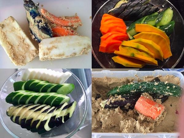 海外一人暮らしの野菜不足解消法!ほったらかしでも美味しいぬか漬け