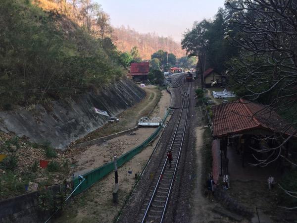 タイの撮り鉄
