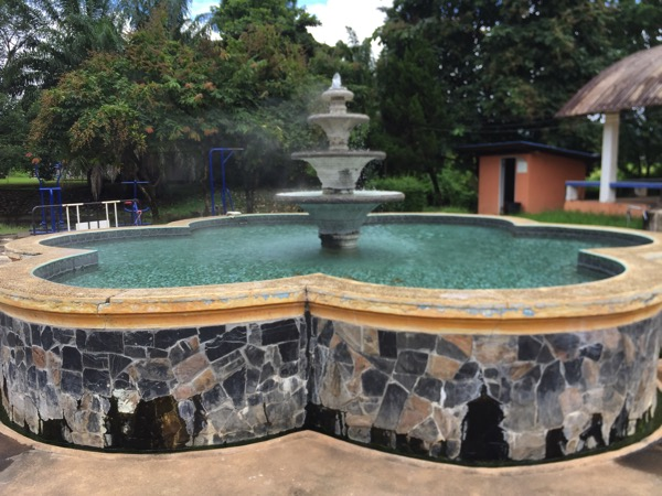 ポンプラバート温泉20バーツの混浴