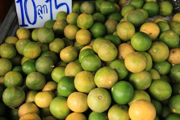 タイのレモン
