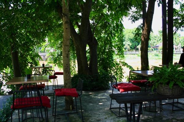 チェンマイのKLERM COFFEEのお店の雰囲気 1