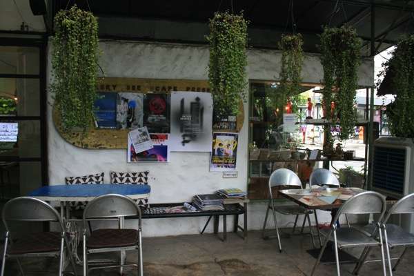 SS1254372 Cafe Chiang Maの店外