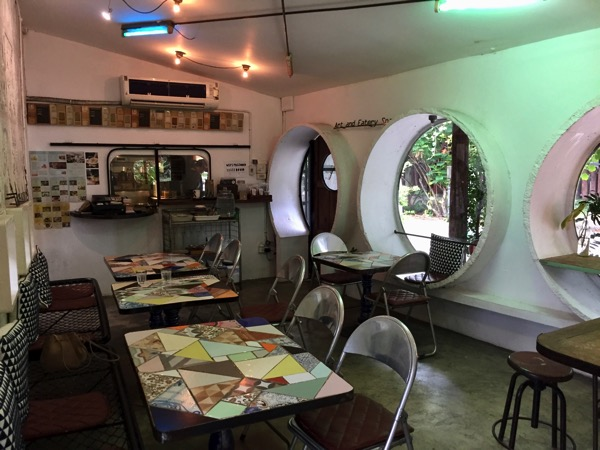 SS1254372 Cafe Chiang Maの店内