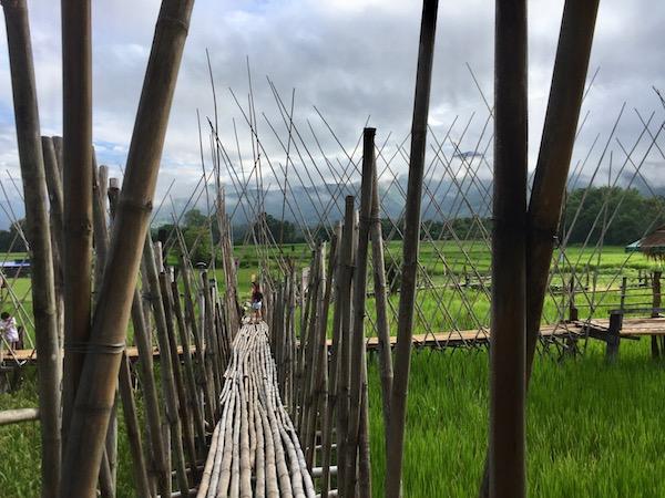 【タイルー族カフェ】独自の民族文化と北タイの自然が生み出す世界