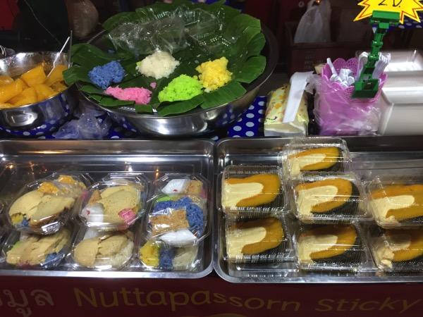 タイのローカルデザート