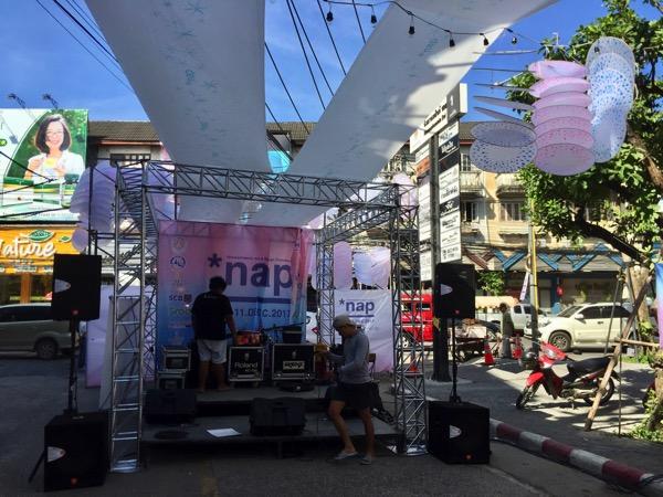 チェンマイハンドメイド雑貨の祭典|NAPおステージ