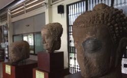 ハリプンチャイ国立博物館とランプーン博物館の場所と営業時間