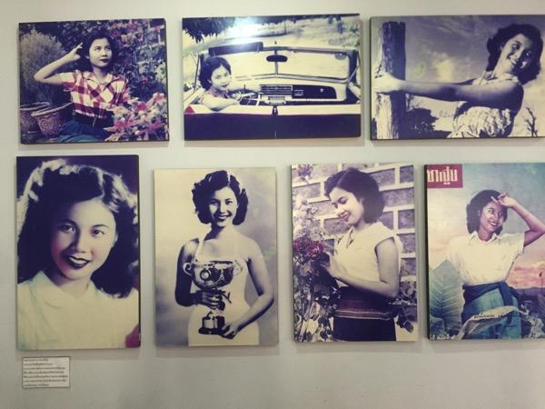 ランプーン博物館のミスランプーンの写真