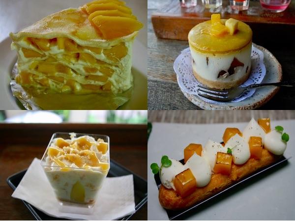 チェンマイでマンゴ−ケーキが美味しいと評判のお店11選